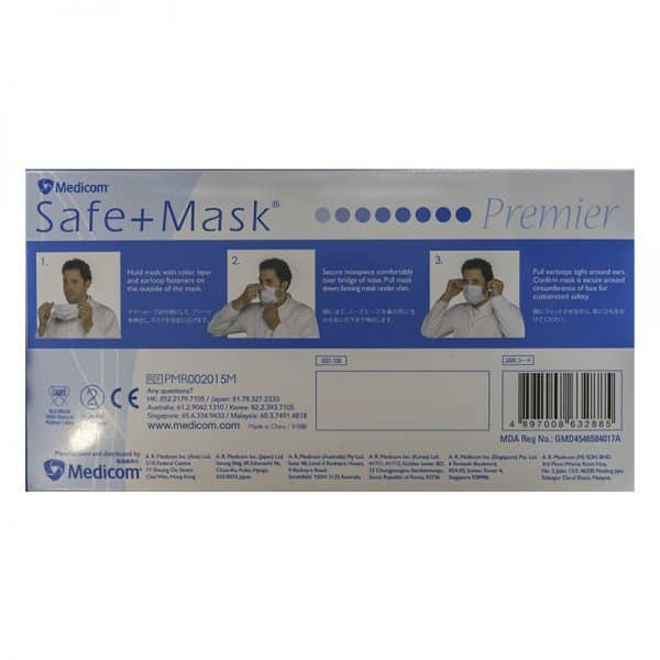 Medicom Medical Masks Ear loop - Level 1