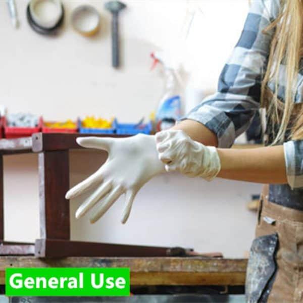 Medicom Latex Gloves Powder Free 6g