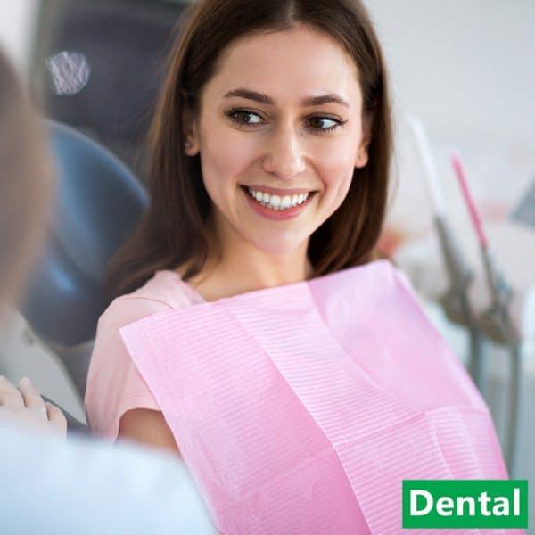 Medicom Dental Bibs 33cm x 45.5cm