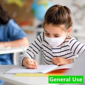Medicom Medical Teenage Masks with Dot Pattern